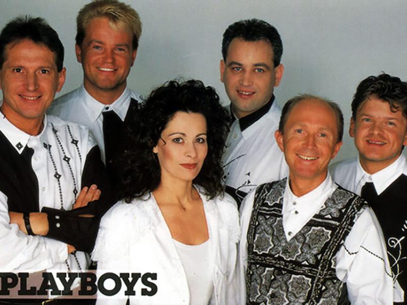 mit den Playboys