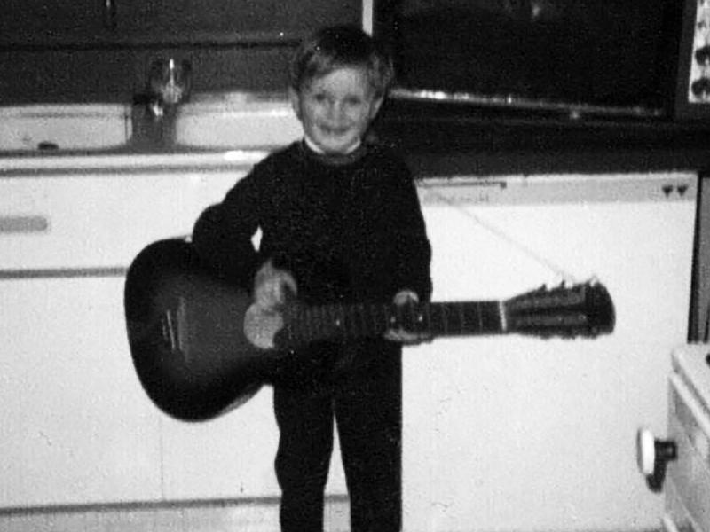 1971... die ersten Gedanken an Musik