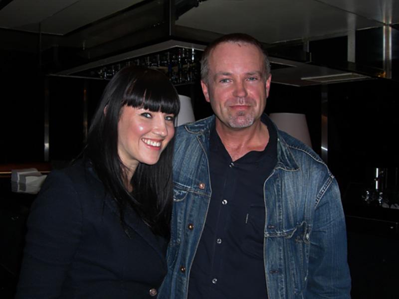 mit Tara Mc Donald